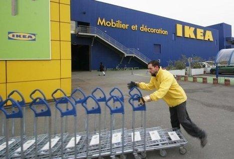 La croissance d'Ikea a ralenti l'an dernier | Aménagement des espaces de vie | Scoop.it