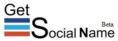 Get Social Name - Check the All social website available names   weddingflowers   Scoop.it