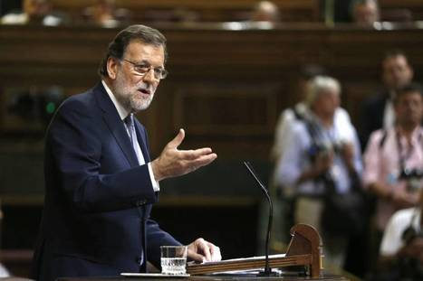 What happens if Mariano Rajoy does not get reinstated? | spanish news in english | Scoop.it
