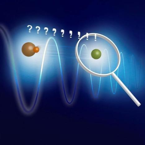 A deep look into a single molecule | Fragments of Science | Scoop.it