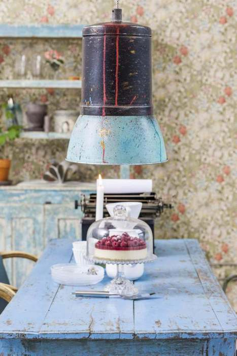 Shabby chic in blue | PLANETE DECO a homes world | Céka décore | Scoop.it