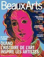 Beaux Arts magazine n°360 - juin 2014 | Revue de presse du CDI - lycée professionnel Emile Zola à Hennebont | Scoop.it