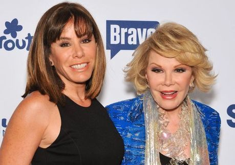 Melissa Rivers moves forward with 'Fashion' - USA TODAY | CLOVER ENTERPRISES ''THE ENTERTAINMENT OF CHOICE'' | Scoop.it