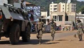Carte interactive : les troupes étrangères déployées en Centrafrique - Jeune Afrique | Du bout du monde au coin de la rue | Scoop.it