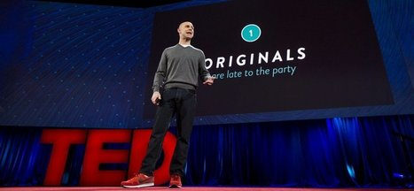 This TED Speaker Explains Why First-Mover Advantage Is a Myth | Startup - Growth Hacking | Scoop.it