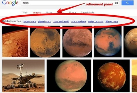 14 Handy Tips on How to Better Use Google Images ~ Educational Technology and Mobile Learning | iwb's | Scoop.it