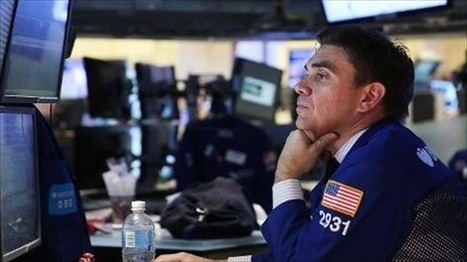 Jobs report buoys strong U.S. stock showing | The Raw Story | USFinancePost | Scoop.it