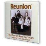 Reunion 9, Genealogy and Family Tree Software for Macintosh Review | Hot Topic Coupons | Genealogy | Scoop.it