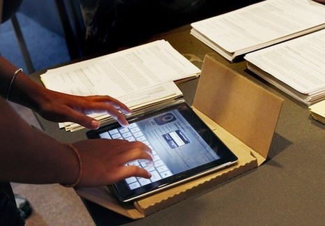 SF schools trading textbooks for technology | Educational Technology - Yeshiva Edition | Scoop.it