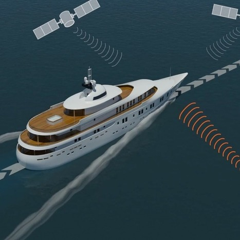 Students Fake GPS Signals to 'Hijack' $80 Million Yacht [VIDEO] | Technology | Scoop.it