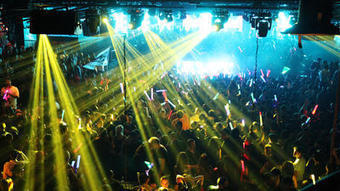 Insomniac and SBE announce new Hollywood EDM club Create | DJing | Scoop.it