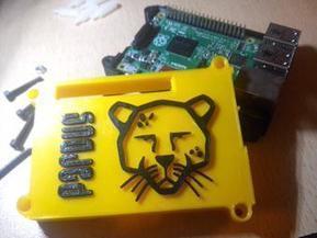 3D Case / PardusARM / Pi2 | ARM Turkey - Arm Board, Linux, Banana Pi, Raspberry Pi | Scoop.it