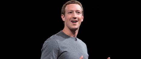 Facebook aspire à un monde totalement connecté | In The Mood for Web | Scoop.it