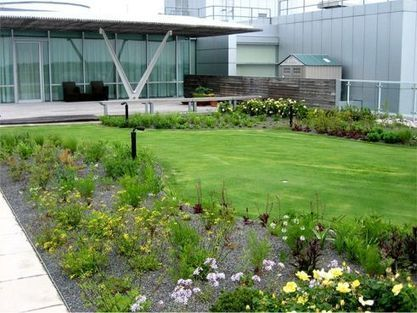 Greenroof Project of the Week for January 14, 2013: William J. Clinton ... - Greenroofs.com (blog) | Vertical Farm - Food Factory | Scoop.it