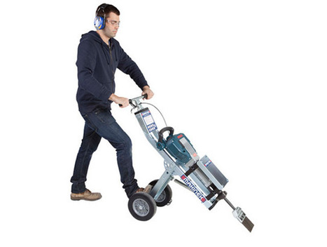 From Buying to Maintaining a Jackhammer Trolley: Tips for Contractor | Jackhammer Trolley | Scoop.it
