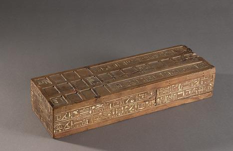 Il gioco preferito dagli antichi Egizi: il SENET   Égypt-actus   Scoop.it