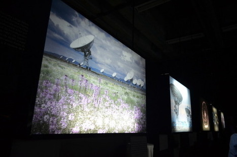 Subway Astronomy: Chilean Exhibition Celebrates New Telescope | Itz USA | Scoop.it