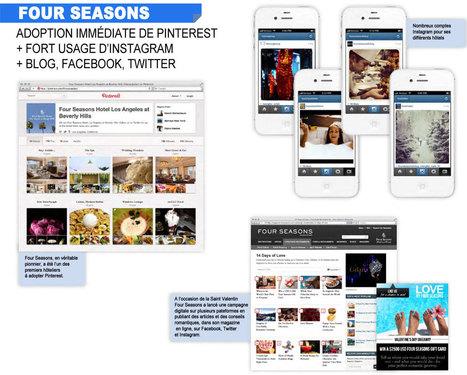 Top 100 des meilleures chaines hôtelières dans le classement social media digital IQ   Best Social Media Practices   E-Markethings   Scoop.it