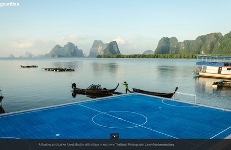The world's most amazing football pitches – in pictures | Primary Geography for the Australian Curriculum | Scoop.it