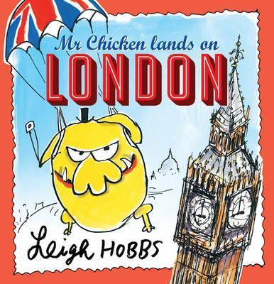 Mr Chicken lands on London   New books in the library   Scoop.it
