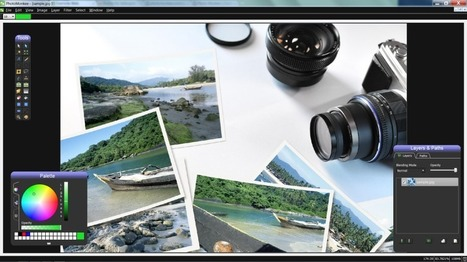 PhotoMonkee : Image editing. Not so plain. Very simple ! | Web Development and Softwares | Scoop.it