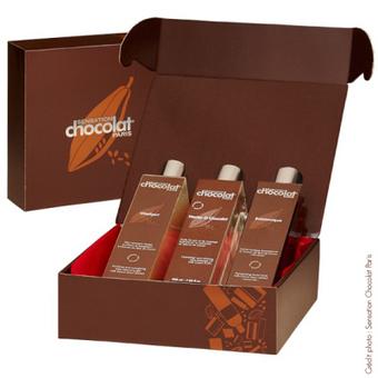 Les cosmétiques au cacao de Sensation Chocolat Paris | Tests cosmétiques | Scoop.it