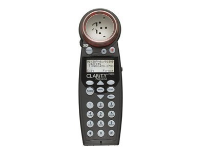Clarity Professional 4220 Cordless Amplified Phone | Elderluxe | Elderly Care Products | Scoop.it