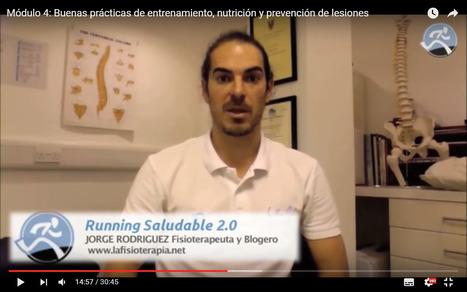 MODULO 4: Buenas prácticas de entrenamiento, nutrición y prevención de lesiones | Fisioterapia y eSalud | Scoop.it