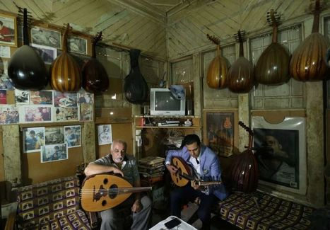 '#Iraqi musicians play ancient #oud to soften din of war' | News You Can Use - NO PINKSLIME | Scoop.it