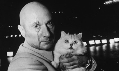 Why Do Villains Always Have Cats? - Flavorwire | Pets | Scoop.it