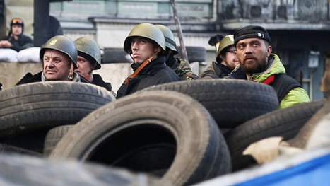 Kiev in Chaos: Teaching About the Crisis in Ukraine | Current Events | Scoop.it