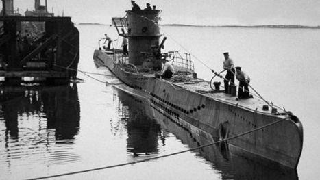 26/11 Hallan esqueletos humanos en un submarino nazi de la 2.ª Guerra Mundial en Indonesia | asunciononline.com | Scoop.it