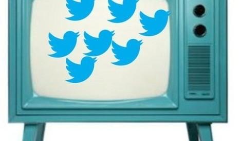 [Social TV] Télévision et réseaux sociaux, une idylle qui commence | Communication - Marketing - Web_Mode Pause | Scoop.it