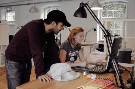Los diez mejores 'coworking' de Berlín | En busca de nuevas formas de trabajar | Scoop.it
