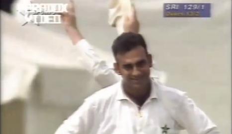 (Video) Jayasuriya savages Sohail for 30 runs in one over | Sri Lanka Cricket | Scoop.it
