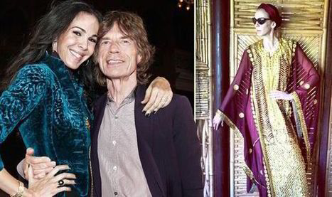 'We're thick as thieves' Rolling Stones support Sir Mick Jagger after L'Wren Scott death | Music | Scoop.it