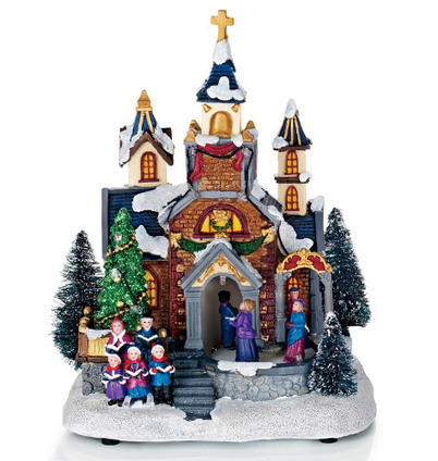 Avon: Holiday Blessings Church | AVON Products | Scoop.it