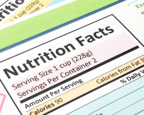 How to Read a Nutrition Label - The Daily Meal | Nutrition- Food Labels | Scoop.it