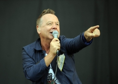 Simple Minds announced as Edinburgh's Hogmanay headliners | Culture Scotland | Scoop.it