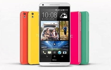 Htc Desire 816G In India, Specifications, Review vs Samsung Galaxy Grand 2 - TechMagnetism | Tech News | Mobile Gadgets News | Scoop.it
