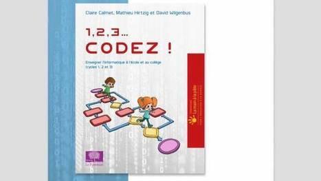 Premier manuel pour apprendre à coder à l'école | Développement des compétences numériques en Europe | Scoop.it