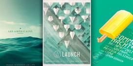30 affiches et posters #graphiques pour votre #inspiration | graphic-design | Scoop.it