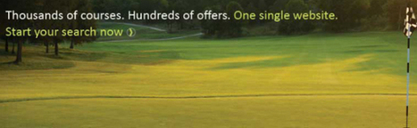 Golf Club Membership Offer | Golf Course | Scoop.it