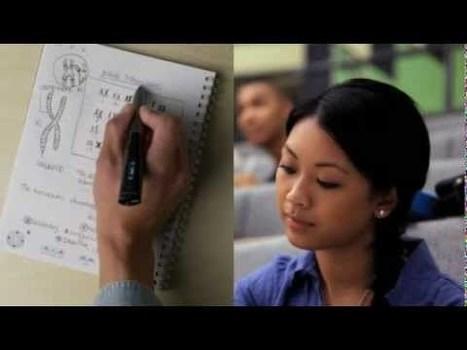 Nieuwe Livescribe pen met Wifi, synchroniseert met Evernote | Leveranciers hulpmiddelen | Scoop.it