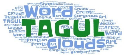 Tagul » Login | Technology Tools for Teachers & Students | Scoop.it