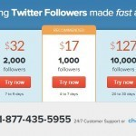3 Reasons Buying Twitter Followers Should Not Alarm You | All About Internet Marketing | Scoop.it