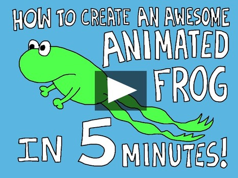 Automatoon- Easy Animation For The Web! | UDL & ICT in education | Scoop.it