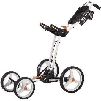 Sun Mountain Micro Cart 3 Golf Trolley 2016 - White | GolfNumberOne Canary Islands Golf trips | Scoop.it