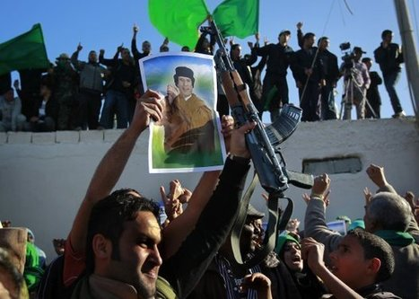 The real Benghazi scandal was Obama's drive-by war in Libya | WashingtonExaminer.com | Saif al Islam | Scoop.it