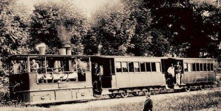 Histoire : un tramway à vapeur pour relier les Cévennes, St-Julien-de-Peyrolas et la cité des Piolenc   Utiliser le patrimoine local cévenol pour enseigner   Scoop.it